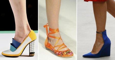 Весенние туфли на каблуке f20d1d5d1591d